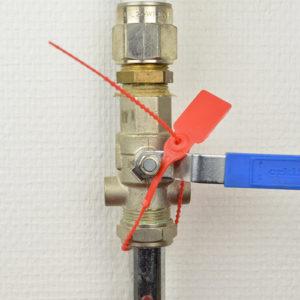 Brandhaspel Verzegeling FS-300