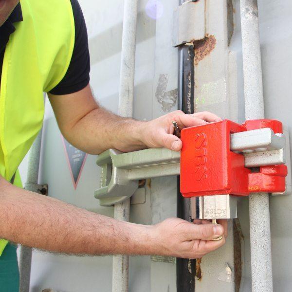 Cobra Containerslot Abloy PL-358T Protec²
